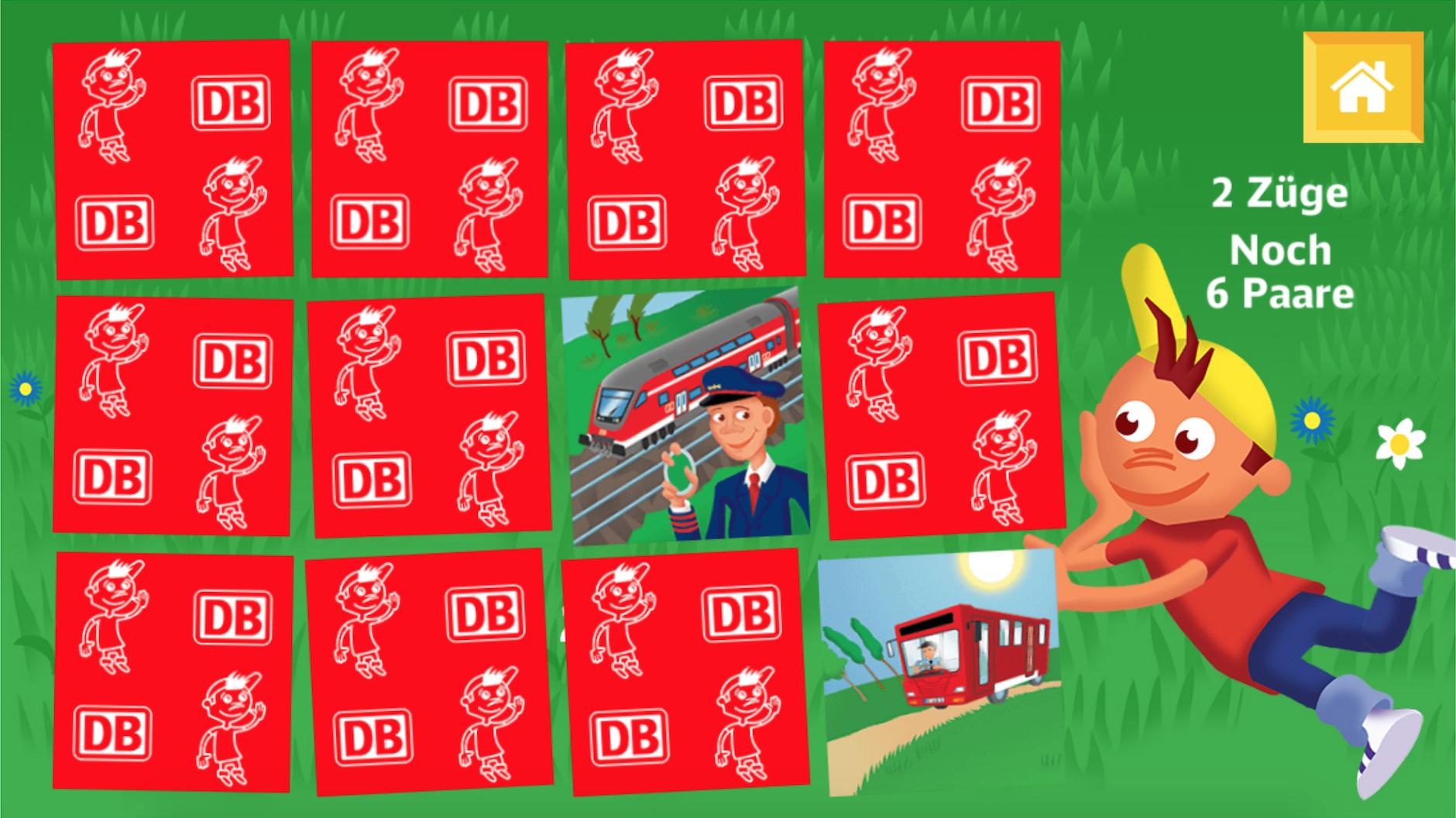 Spiele und Basteln | Olis Bahnwelt
