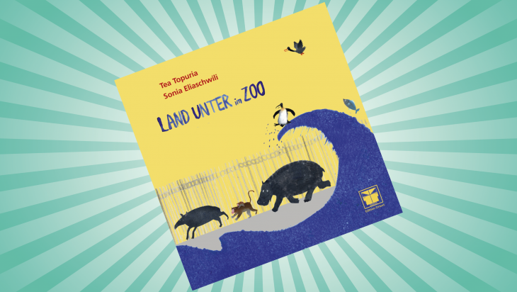 Land unter im Zoo; Bild: Edition Orient