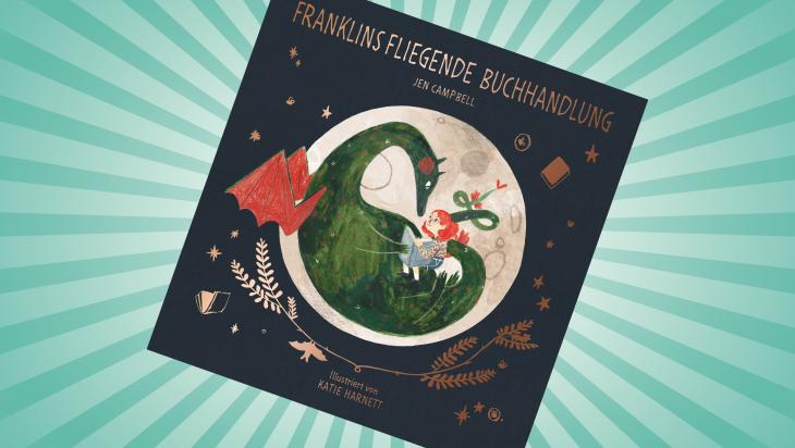 Franklins fliegende Buchhandlung; Bild: Atrium