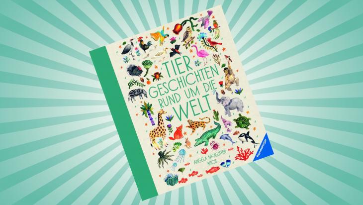 Tiergeschichten rund um die Welt; Bild: Ravensburger