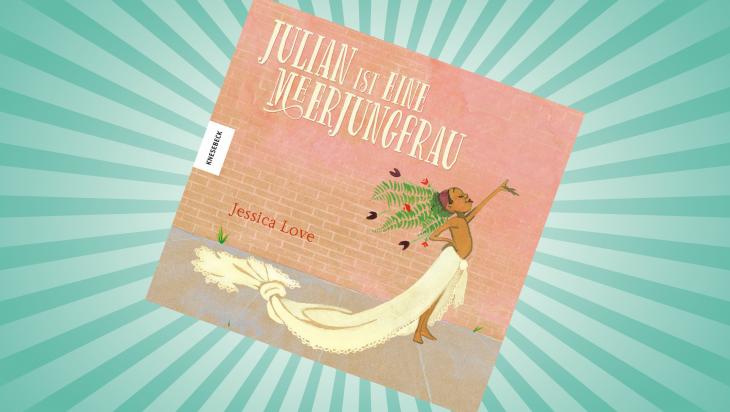 Julian ist eine Meerjungfrau; Bild: Knesebeck