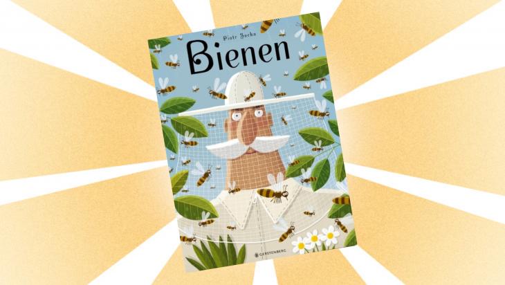 Kinderbuch: Bienen; Bild: Gerstenberg