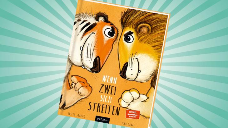 Wenn sich zwei streiten; Cover: ArsEdition Verlag