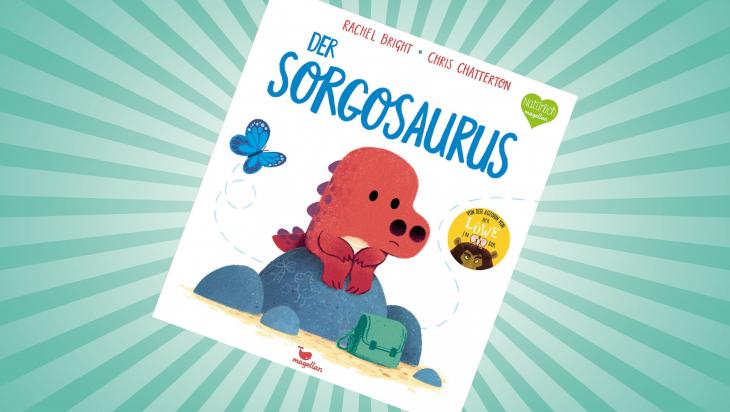 Der Sorgosaurus; Bild: magellan