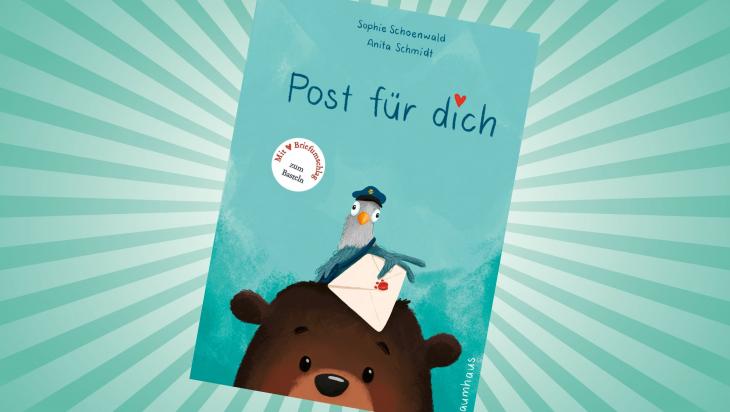 Post für dich; Cover: Baumhaus Verlag