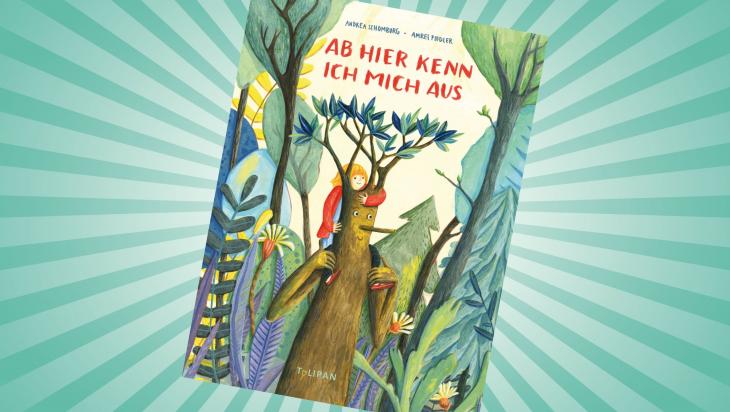 Ab hier kenn ich mich aus; Cover: Tulipan Verlag