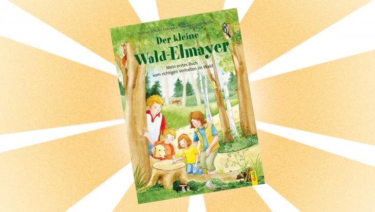 Kinderbuch: Der kleine Wald-Elmayer; Bild: Edition Nilpferd