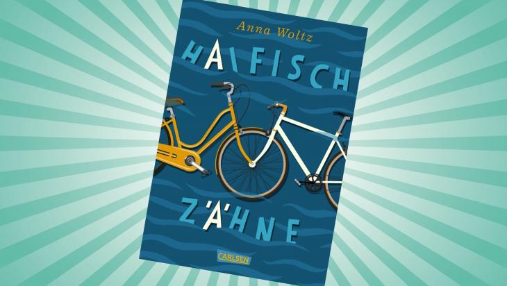 Haifischzähne; Cover: Carlsen Verlag