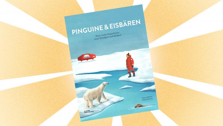 Kinderbuch: Pinguine und Eisbären; Bild: Kleine Gestalten