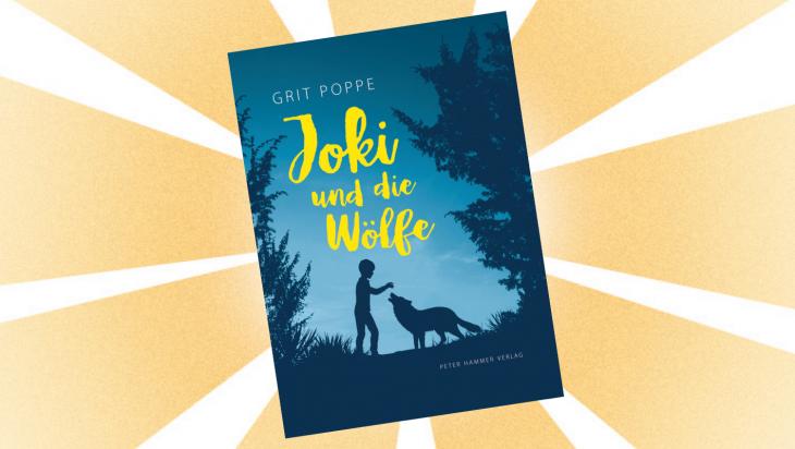 Kinderbuch: Joki und die Wölfe; Bild: Peter-Hammer-Verlag
