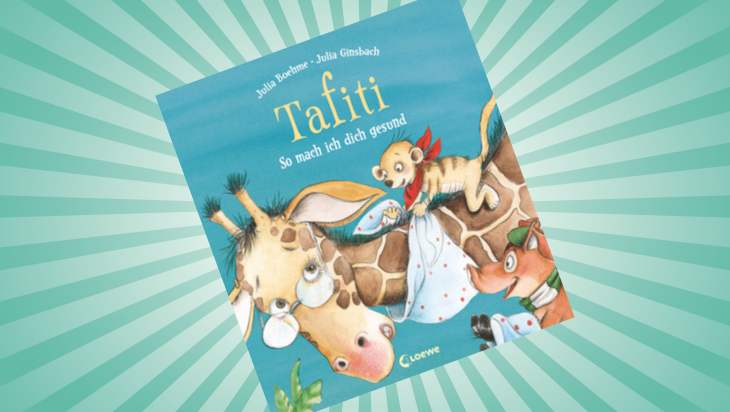 Tahiti, so mach ich dich gesund; Bild: Loewe