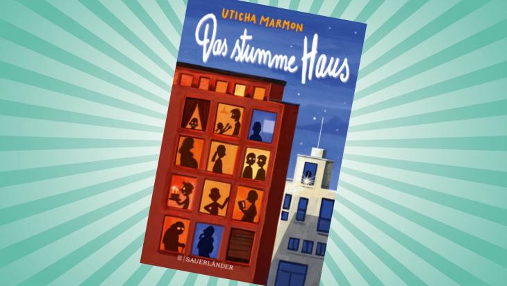 Das stumme Haus; Cover: Fischer Sauerländer Verlag