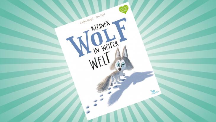 Kleiner Wolf in weiter Welt; Bild: Magellan