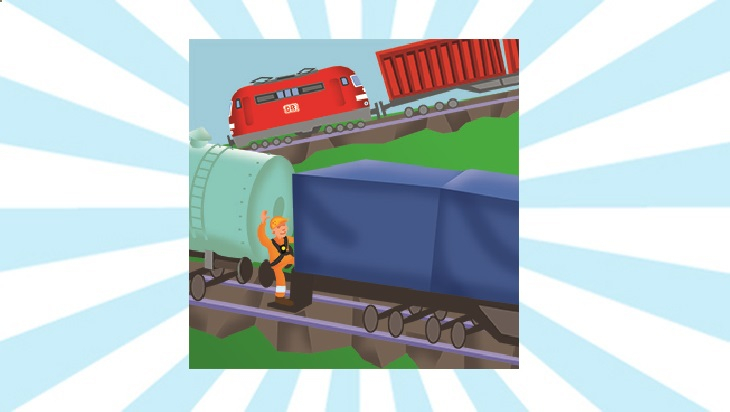 Bahn-Memo-Karte DB eco Plus; Bild: DB AG/ Titus Ackermann