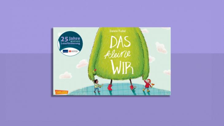 Das kleine Wir; Bild: Stiftung Lesen