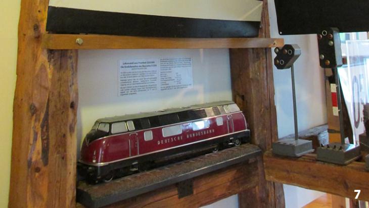 Alte Modellbahnen / Foto: Stefan Flöper, Wikimedia Commons, Eisenbahnmuseum Vienenburg 7, CC BY-SA 3.0