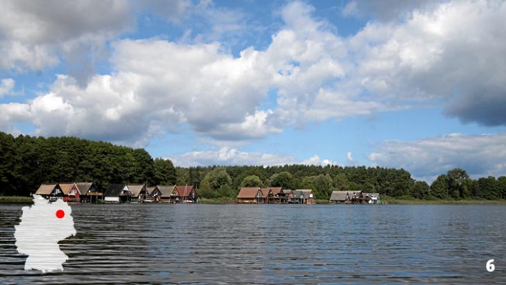Der Müritzsee - Nicht nur einer von vielen / Foto: Mboesch, Müritzsee-ferienhäuser, CC BY-SA 4.0