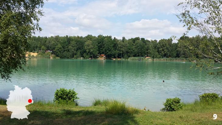 Kleines Italien mitten in Deutschland - Die Blaue Adria / Foto: Viral-Express, Blaue Adria Crosta, CC BY-SA 3.0