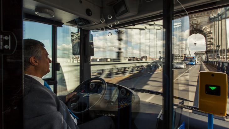 DB Arriva Busverkehr in Ungarn; Bild: Deutsche Bahn AG / Bartlomiej Banaszak (DB117386)