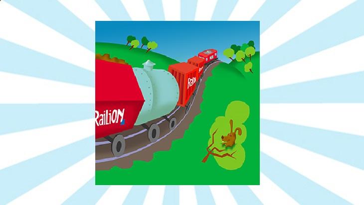 Bahn-Memo-Karte Flüsterbremsen; Bild: DB AG/ Titus Ackermann