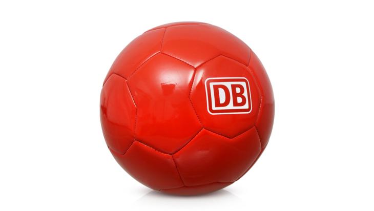 DB-Fußball / Bild: DB AG