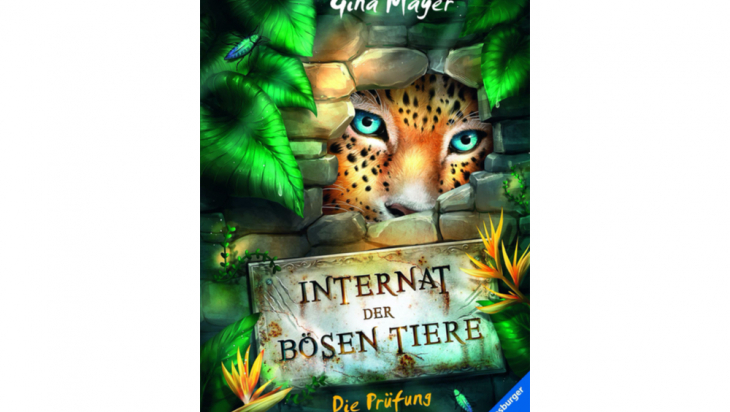 Internet der bösen Tiere – Die Prüfung; Bildnachweis: Ravensburger