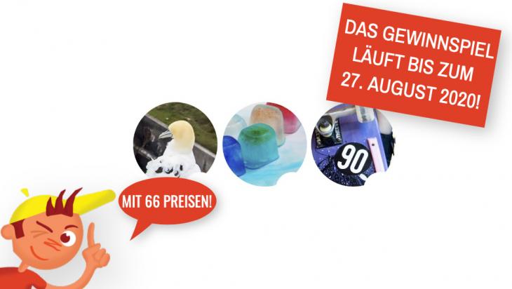 Detektiv-Gewinnspiel DB MOBIL Juli/August; Bild: DB AG / Titus Ackermann