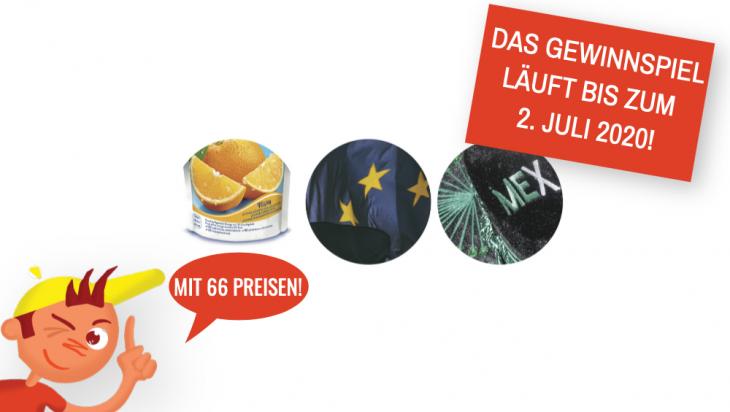 Detektiv-Gewinnspiel; Bild: DB AG / Titus Ackermann