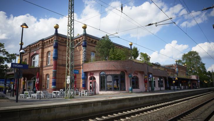 Bahnhof Uelzen / Bild: Deutsche Bahn AG / Faruk Hosseini
