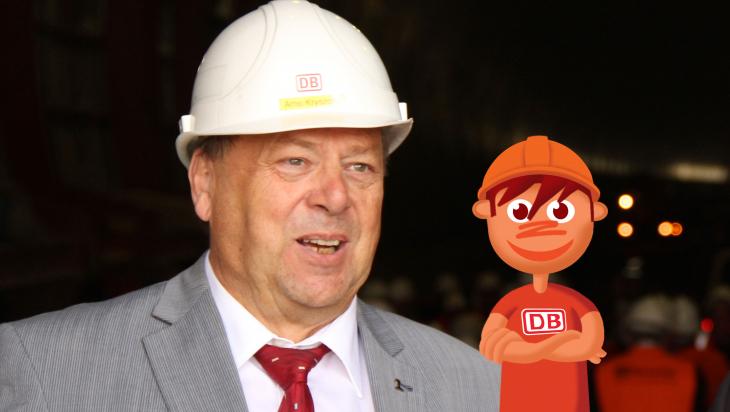 Projektingenieur; Bild: DB AG, Titus Ackermann (Grafik)