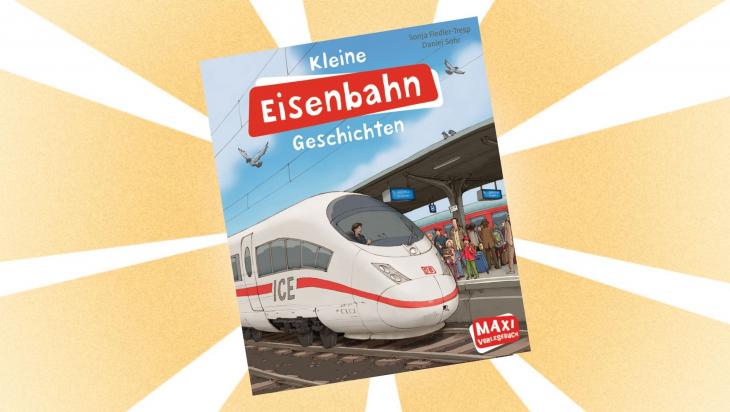 Kinderbuch Kleine Eisenbahn-Geschichten; Bild: Oetinger