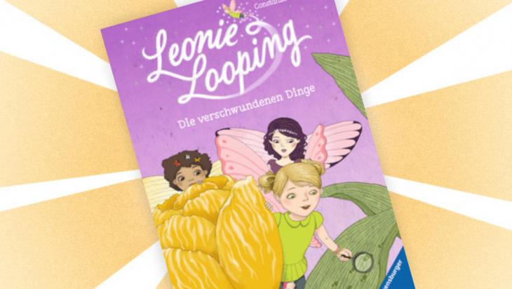"Kinderbuch ""Leonie Looping - Die verschwundenen Dinge"" / Cover: Ravensburger"