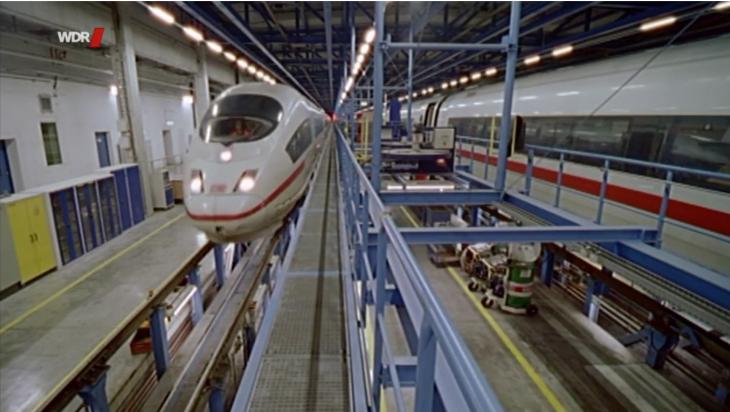 Bahnbetriebswerk / Bild: WDR