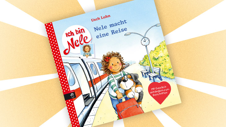 "Kinderbuch ""Nele macht eine Reise"" / Cover: cbj Verlag"