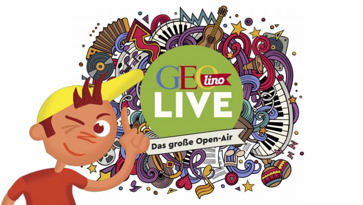 GEOlino Live / Bild: GEOlino Live / Grafik: Titus Ackermann