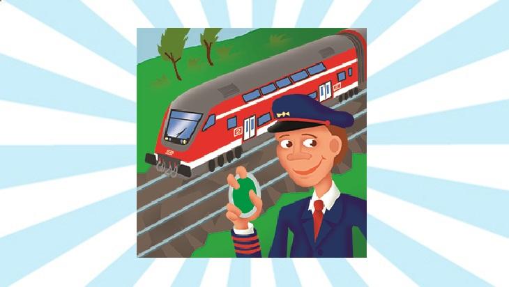 Bahn-Memo-Karten Regio; Bild: DB AG/ Titus Ackermann
