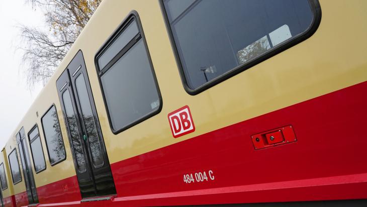 Berliner S-Bahn; Bild: Deutsche Bahn AG/ Volker Emersleben