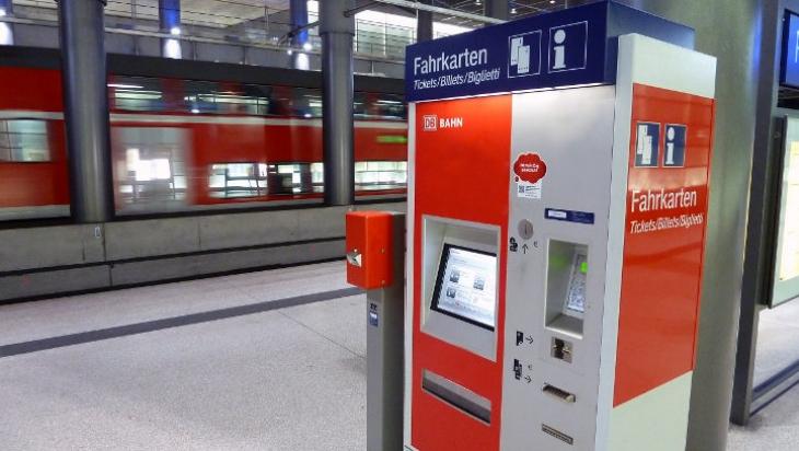 Bahnhofsbesichtigungen für Kinder von der Deutschen Bahn