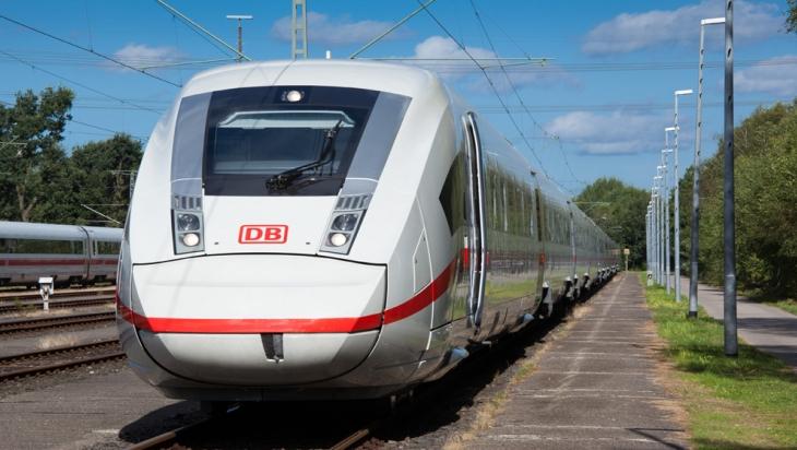 Der neue ICE 4; Bild: DB AG