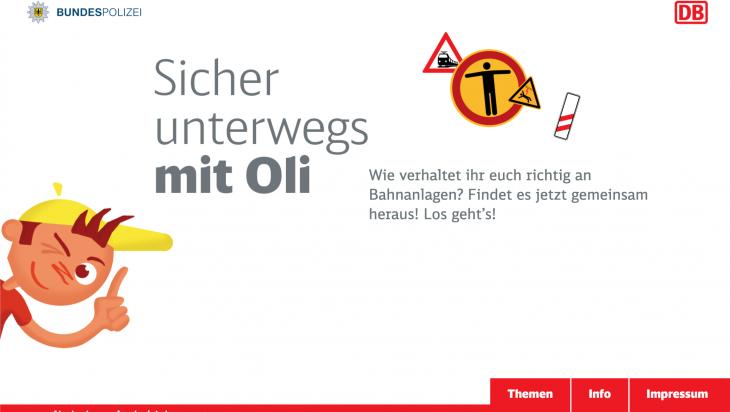 Whiteboard Sicher Unterwegs / DB AG / Grafik: Titus Ackermann