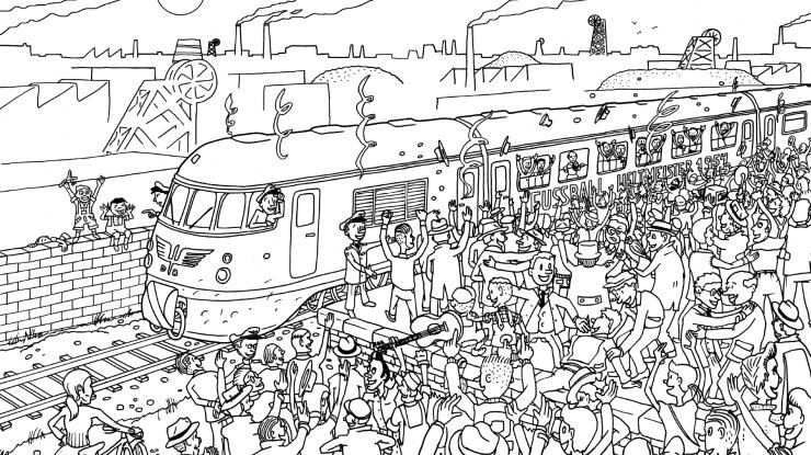 Ausmalbilder Auf Olis Bahnwelt Olis Bahnwelt