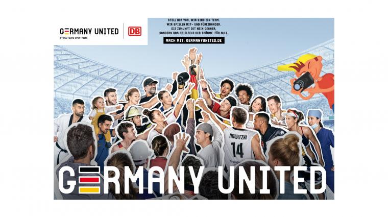 Germany United; Bild: Deutsche Sporthilfe