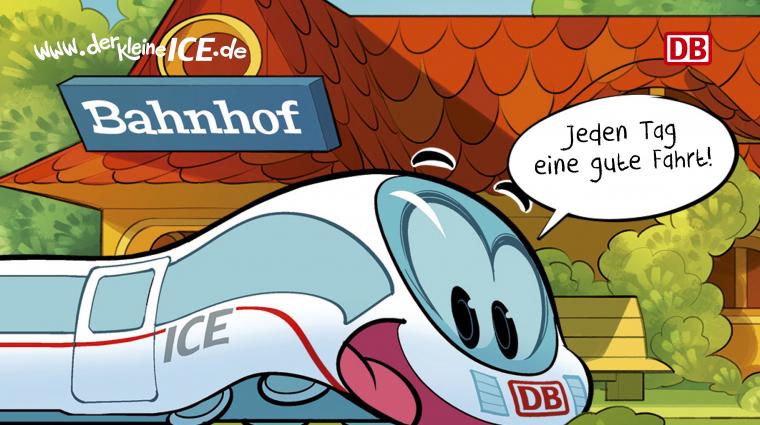 Der kleine ICE; Bild: DB AG