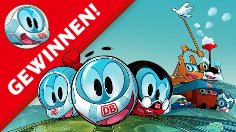 Gewinnspiele kleiner ICE; Bild: DB AG