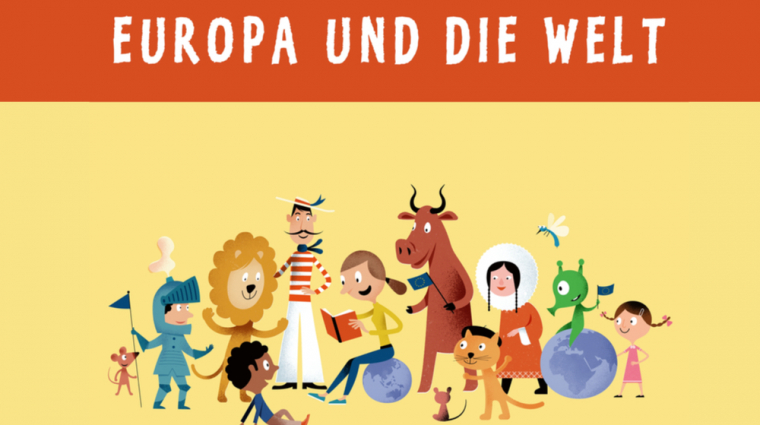 Vorlesetag 2020: Bild: Stiftung Lesen