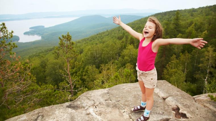 Wandern macht Spaß! ©shutterstock.com/Evgeny Bakharev