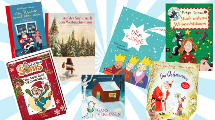 Lesetipps Weihnachten