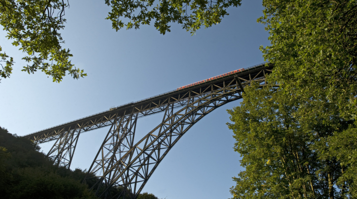 Müngstener Brücke: DB AG / Max Lautenschläger
