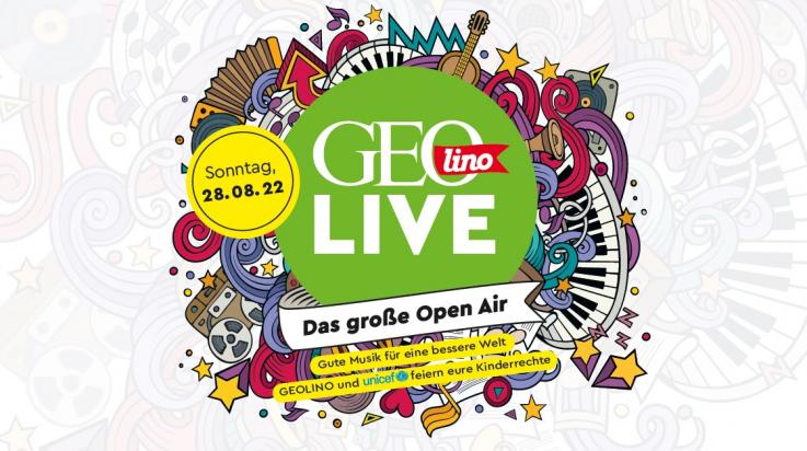 GEOlino Live 2022; Bild: GEOlino