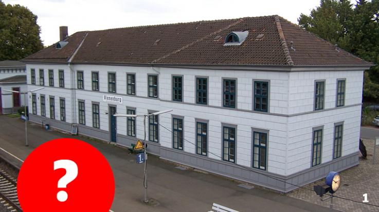 Der älteste Bahnhof Deutschlands in Vienenburg